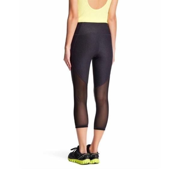 3376e493fc4e9 Zella Pants   Z By High Waisted Vibrant Mesh Leggings Nwt   Poshmark